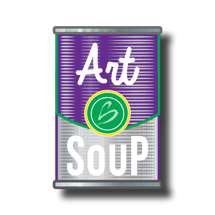 Can of art soup